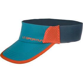 La Sportiva Reality - Couvre-chef - orange/bleu